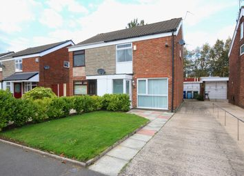 Thumbnail 3 bed semi-detached house to rent in Merton Road, Wigan
