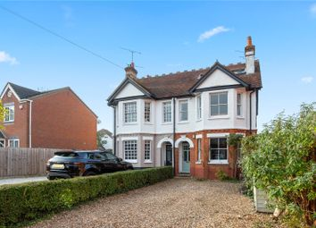 Thumbnail 5 bed semi-detached house for sale in Yorktown Road, College Town, Sandhurst, Berkshire