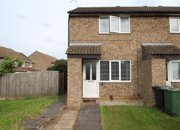 Thumbnail 2 bed end terrace house for sale in Thorpe Field Drive, Thurmaston, Leicester