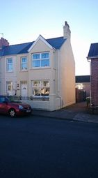 Thumbnail 3 bed semi-detached house to rent in Stratford Road, Milford Haven