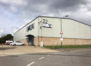 Thumbnail Warehouse to let in Fairway Drive, Greenford