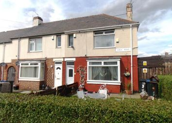 Thumbnail 2 bedroom end terrace house for sale in Eden Road, Middlesbrough