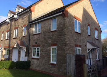 Thumbnail 3 bed end terrace house for sale in Lowland Close, Broadlands, Bridgend