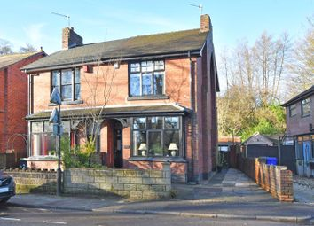 Thumbnail 2 bed semi-detached house for sale in Victoria Park Road, Tunstall, Stoke-On-Trent