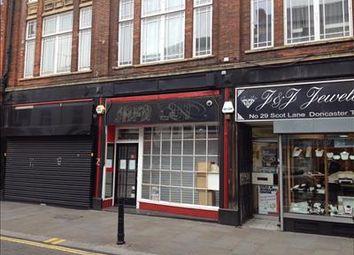 Thumbnail Retail premises to let in 27 Scot Lane, Doncaster
