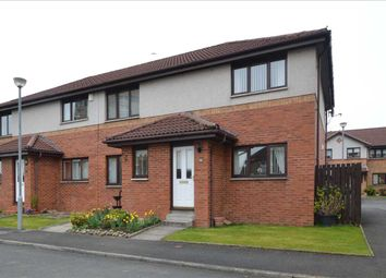 Thumbnail 2 bedroom flat for sale in Elison Court, Motherwell