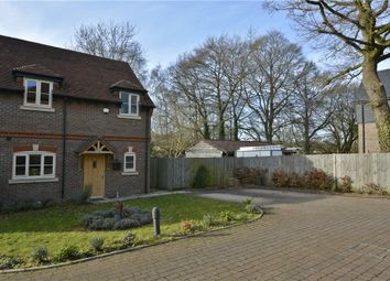 Thumbnail 3 bed semi-detached house for sale in Beech End, Micheldever Station, Winchester
