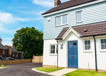 Thumbnail 3 bed end terrace house to rent in Harvey Way, Saffron Walden