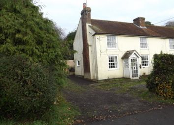 Thumbnail 2 bed semi-detached house to rent in 10 Mill Lane, Lower Beeding, Horsham