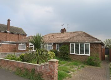 Thumbnail 2 bed semi-detached bungalow for sale in Ramsey Road, Ramsey, Harwich
