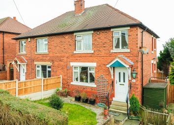Thumbnail 3 bed semi-detached house for sale in St Peters Crescent, Stanley, Wakefield