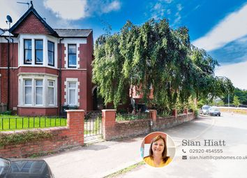 Thumbnail 2 bed flat for sale in Newminster Road, Roath, Cardiff