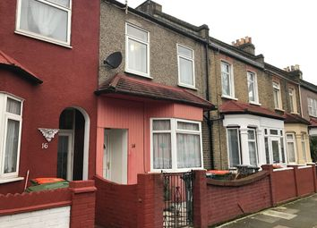 Thumbnail 3 bedroom terraced house to rent in Claughton Road, Plaistow