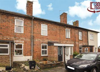 Thumbnail 2 bed terraced house for sale in Havelock Road, Wokingham, Berkshire