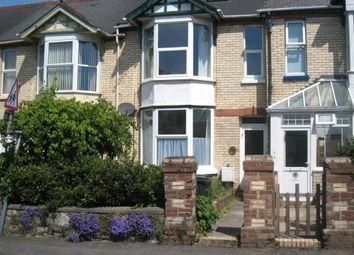 Thumbnail 3 bedroom flat to rent in Abbotsbury Road, Newton Abbot, Devon