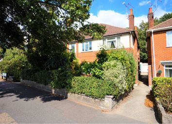 Thumbnail 2 bed flat for sale in Charminster Road, Bournemouth
