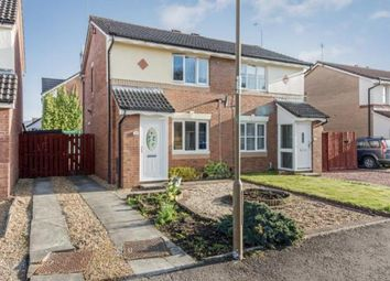 Thumbnail 2 bed semi-detached house for sale in Gambeson Crescent, Stirling, Stirlingshire