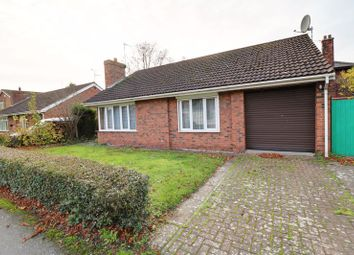 Thumbnail 2 bed detached bungalow for sale in Old Rectory Gardens, Scunthorpe