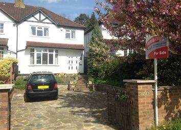 Thumbnail 3 bed property for sale in Ridge Lane, Watford, Hertfordshire