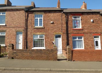Thumbnail 2 bedroom terraced house to rent in South View West, Highfield, Rowlands Gill