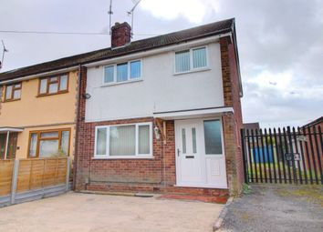 Thumbnail 3 bed end terrace house for sale in Norwood Grove, Coventry