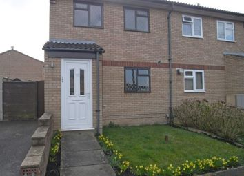 Thumbnail 3 bed semi-detached house to rent in Amberley Road, Patchway, Bristol