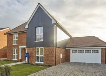 Thumbnail 4 bed detached house to rent in Archer Grove, Arborfield Green, Reading