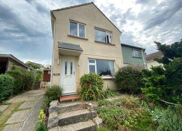 3 bed semi-detached house for sale in Windsor Avenue, Newton Abbot, Devon TQ12