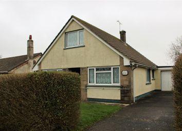Thumbnail 4 bed detached bungalow for sale in Castle View, Simpson Cross, Haverfordwest