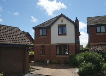 Thumbnail 4 bed detached house for sale in Whitebeam Close, Paignton