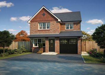 Thumbnail 4 bed detached house for sale in Wrenmere Close, Sandbach