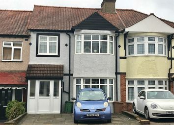 Thumbnail 3 bed terraced house for sale in Malden Road, Cheam