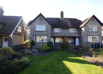 Thumbnail 3 bedroom semi-detached house for sale in Greystones, Ashford In The Water, Bakewell
