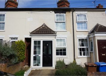 Thumbnail 3 bedroom terraced house for sale in Nottidge Road, Ipswich