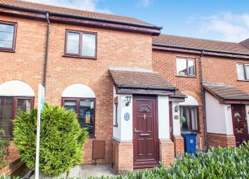 Thumbnail 2 bedroom terraced house to rent in Lindisfarne Close, Eynesbury, St. Neots