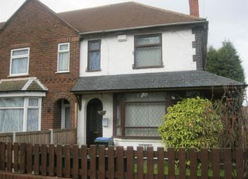 Thumbnail 3 bed terraced house to rent in Yelverton Road, Radford, Coventry