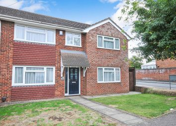 Thumbnail 4 bed semi-detached house for sale in New Road, Hextable, Swanley