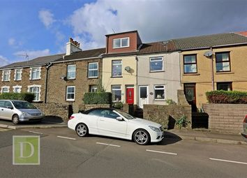 Thumbnail 2 bed terraced house for sale in Main Road, Tonteg, Pontypridd