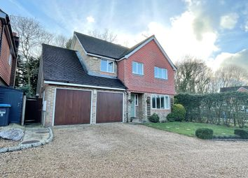 Heath Close, Sayers Common, Hassocks BN6. 4 bed detached house for sale