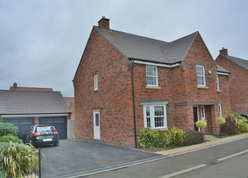 Thumbnail 5 bedroom detached house to rent in Little Field, Marston Moretaine, Bedford