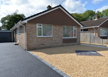 Thumbnail 3 bed detached bungalow for sale in Oak Road, New Milton