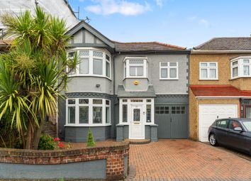 Thumbnail 3 bed terraced house for sale in Onslow Gardens, London