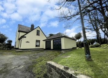Thumbnail 7 bed detached house for sale in Church Road, Burton, Milford Haven
