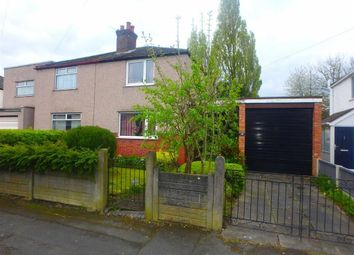 Thumbnail 2 bed property for sale in Birtles Road, Orford, Warrington, Cheshire