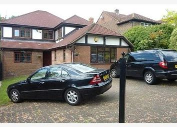 Thumbnail 5 bedroom detached house for sale in Arkley, Herts EN5,