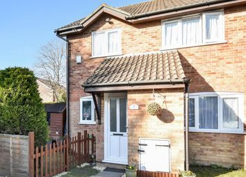 Chineham, Basingstoke RG24. 2 bed end terrace house for sale