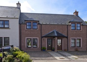 Thumbnail 2 bed terraced house for sale in 15 The Orchard, Newstead, Melrose