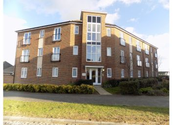 Thumbnail 2 bed flat for sale in Thistle Hill Way, Sheerness