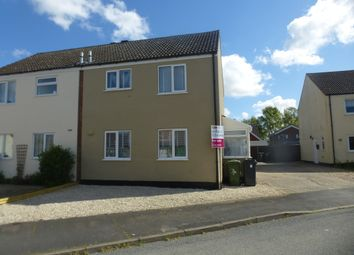 Thumbnail 3 bedroom semi-detached house for sale in Queensway, Watton, Thetford