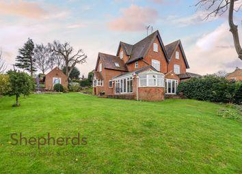 Thumbnail 4 bed semi-detached house to rent in Poles Lane, Thundridge, Hertfordshire